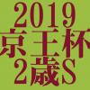 京王杯2歳ステークス 2019 データ分析 出走予定馬 血統 動画 有名人予想