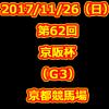 京阪杯 2017 データ分析 出走予定馬 血統 動画 有名人予想
