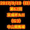 京成杯AH 2017 データ分析 出走予定馬 血統 動画 有名人予想