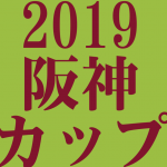阪神カップ 2019 データ分析 出走予定馬 血統 動画 有名人予想