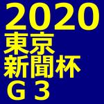 東京新聞杯 2020 データ分析 出走予定馬 血統 動画 有名人予想